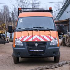 """Спецавтомобиль """"Дорожный мастер"""" на базе ГАЗель 2705"""