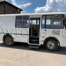 ПАЗ 32053-04 грузопассажирский