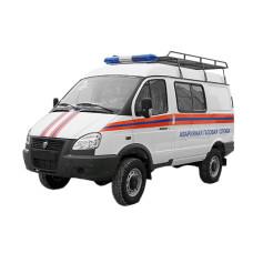 Автомобиль газоспасательный оперативный (АГСО)