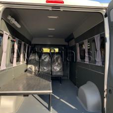 Ритуальный микроавтобус Citroen