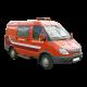 Переоборудование микроавтобуса для спецназначения