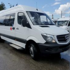 Туристический микроавтобус Mercedes Sprinter 515 CPC